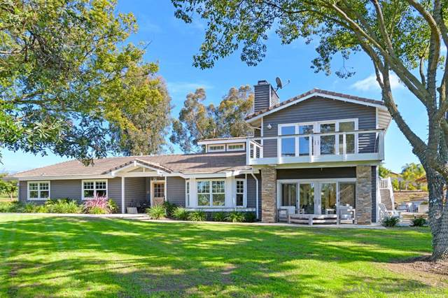 14551 Oak Meadow Rd., Valley Center, CA 92082 (#200003810) :: Allison James Estates and Homes