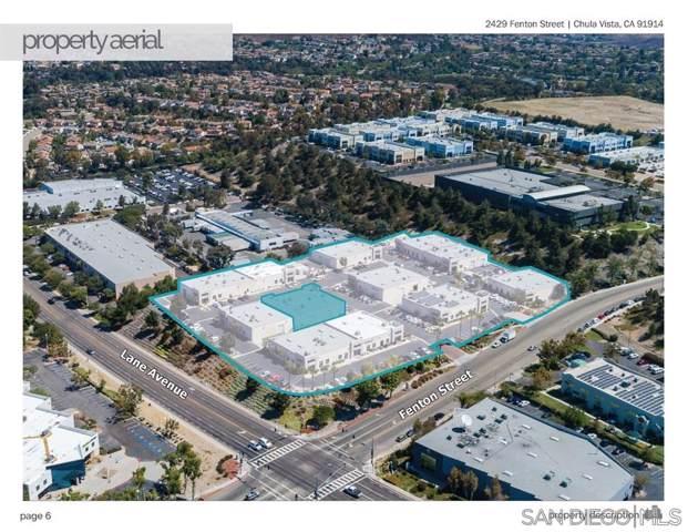 2429 Fenton St. Suite 5, Chula Vista, CA 91914 (#200003811) :: Zember Realty Group