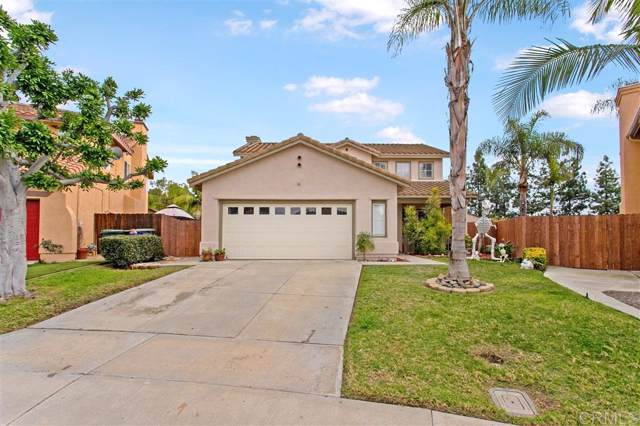 1211 Calle Fantasia, San Marcos, CA 92069 (#200003823) :: Neuman & Neuman Real Estate Inc.