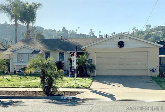 1141 Buckskin Rd., El Cajon, CA 92019 (#200003864) :: Neuman & Neuman Real Estate Inc.