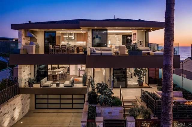 407 W. E Street, Encinitas, CA 92024 (#200003868) :: Neuman & Neuman Real Estate Inc.
