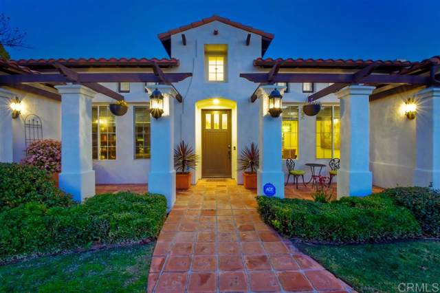 17035 Butterfield Trail, Poway, CA 92064 (#200003904) :: The Yarbrough Group