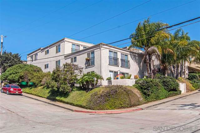5810 Riley St #6, San Diego, CA 92110 (#200003912) :: Neuman & Neuman Real Estate Inc.