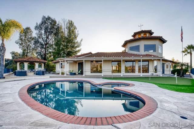 15600 Vista Vicente Dr, Ramona, CA 92065 (#200003913) :: Neuman & Neuman Real Estate Inc.