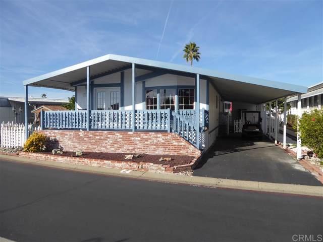 1600 E Vista Way #2, Vista, CA 92084 (#200003916) :: Keller Williams - Triolo Realty Group