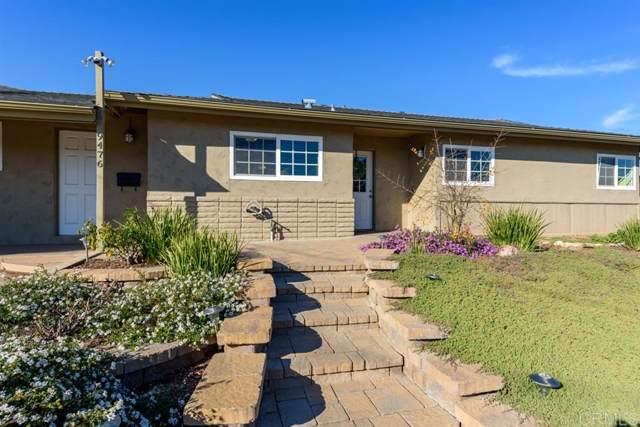 9476 Terrywood Rd, Santee, CA 92071 (#200003920) :: Pugh-Thompson & Associates
