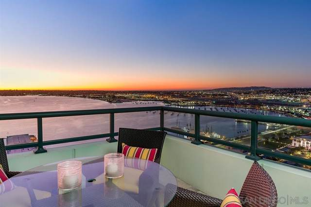 1199 Pacific Hwy #3701, San Diego, CA 92101 (#200003933) :: Neuman & Neuman Real Estate Inc.