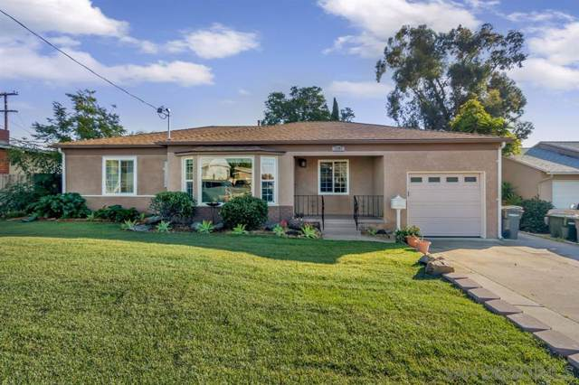 7387 Pomona Way, La Mesa, CA 91942 (#200003954) :: Neuman & Neuman Real Estate Inc.