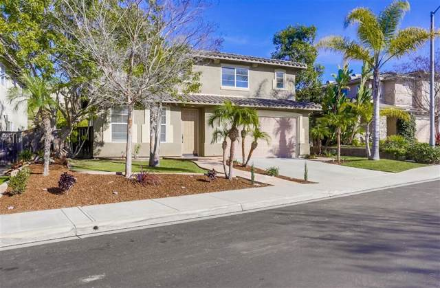 377 Edgewater Dr, San Marcos, CA 92078 (#200003964) :: Coldwell Banker West