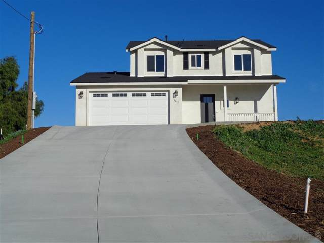 9453 Janet Ln, Lakeside, CA 92040 (#200003980) :: Whissel Realty