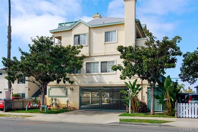 240 Dahlia C, Imperial Beach, CA 91932 (#200003991) :: Keller Williams - Triolo Realty Group