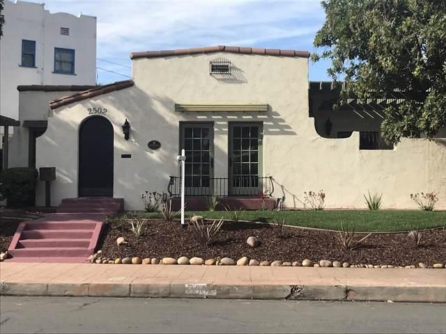 2502 San Marcos Ave, San Diego, CA 92104 (#200004002) :: COMPASS