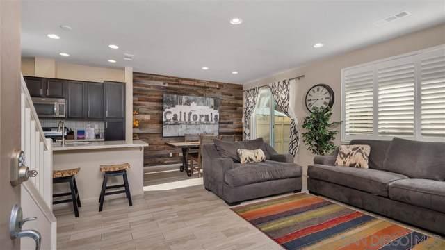 1365 Caminito Veranza #3, Chula Vista, CA 91915 (#200004023) :: Cane Real Estate