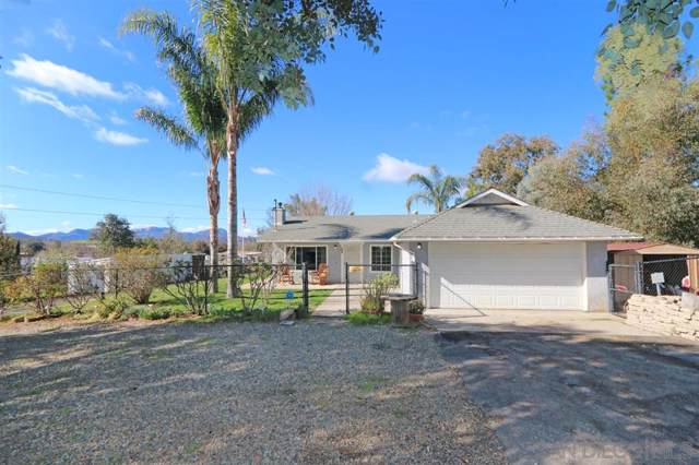 149 Hope Street, Ramona, CA 92065 (#200004063) :: The Yarbrough Group