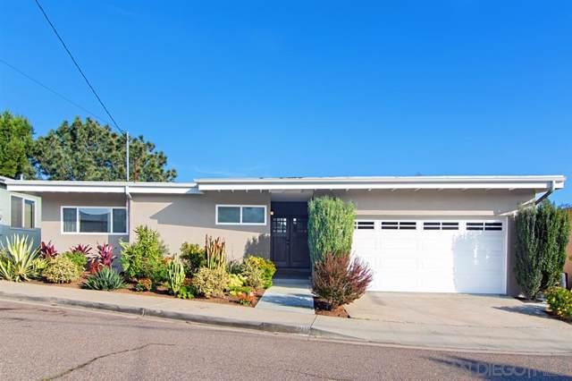 3711 Hawk St, San Diego, CA 92103 (#200004066) :: Whissel Realty