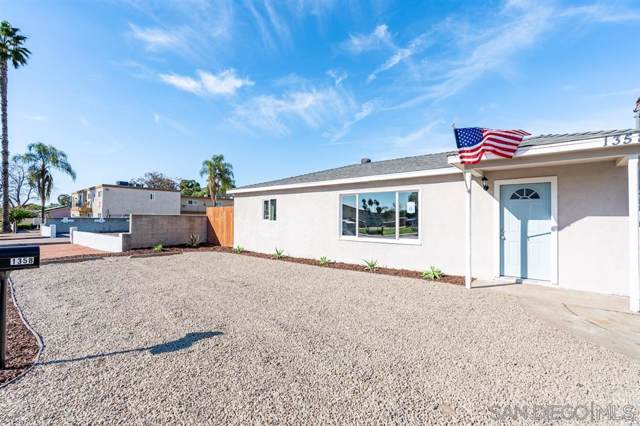 1358 Oakdale Ave, San Diego, CA 92021 (#200004106) :: Farland Realty