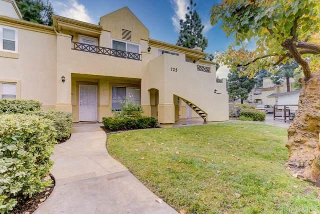 725 Brookstone #202, Chula Vista, CA 91913 (#200004118) :: Cane Real Estate