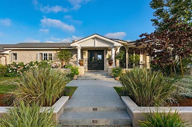 533 Canyon Drive, Solana Beach, CA 92075 (#200004163) :: Neuman & Neuman Real Estate Inc.