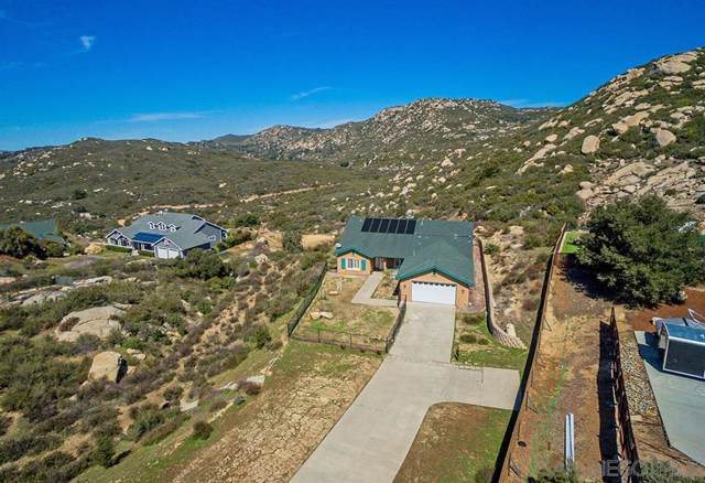 9882 Mizpah Lane, Descanso, CA 91916 (#200004192) :: Neuman & Neuman Real Estate Inc.