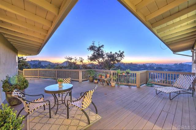 802 Del Valle Dr, Fallbrook, CA 92028 (#200004194) :: Neuman & Neuman Real Estate Inc.