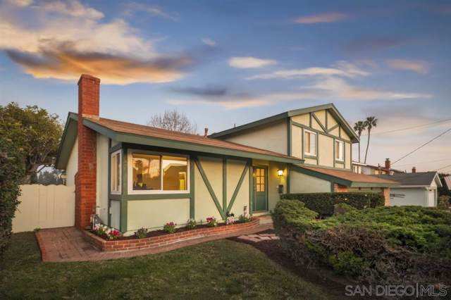 3405 Mount Carol Dr, San Diego, CA 92111 (#200004200) :: Neuman & Neuman Real Estate Inc.