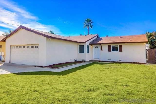 841 N Beech, Escondido, CA 92026 (#200004208) :: Neuman & Neuman Real Estate Inc.