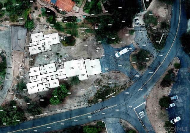 335-36 El Granito Ave 335 & 336, La Mesa, CA 91941 (#200004222) :: Neuman & Neuman Real Estate Inc.