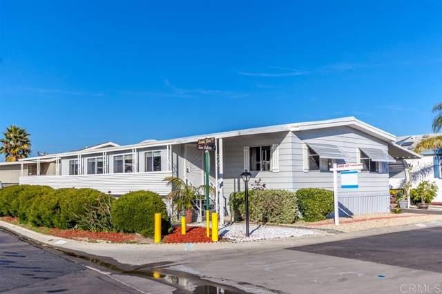 200 N El Camino Real #155, Oceanside, CA 92058 (#200004226) :: Allison James Estates and Homes