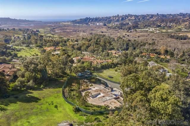 4397 Camino Privado #000, Rancho Santa Fe, CA 92067 (#200004229) :: COMPASS