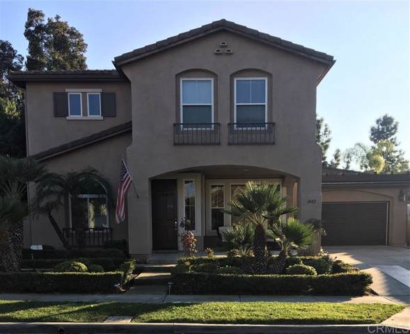 1442 Stanislaus Dr, Chula Vista, CA 91913 (#200004287) :: Allison James Estates and Homes