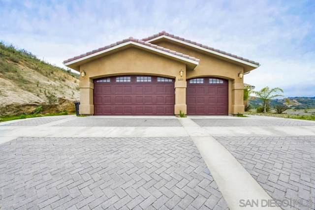 6211 Dehesa Rd, El Cajon, CA 92019 (#200004304) :: Pugh-Thompson & Associates
