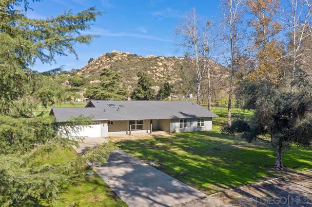 25909 N Lake Wohlford Rd, Valley Center, CA 92082 (#200004321) :: Keller Williams - Triolo Realty Group