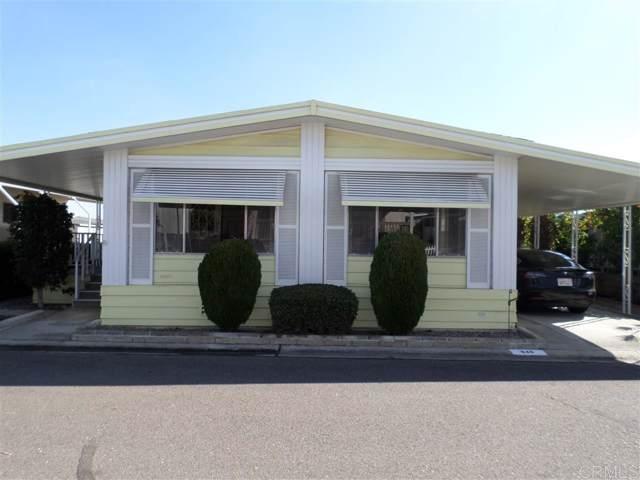650 S Rancho Santa Fe Road #349, San Marcos, CA 92078 (#200004337) :: Coldwell Banker West