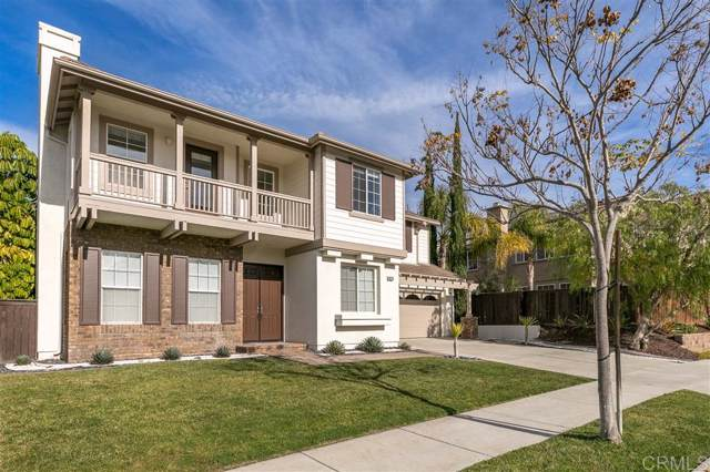 9876 Falcon Bluff St, San Diego, CA 92127 (#200004354) :: The Marelly Group | Compass