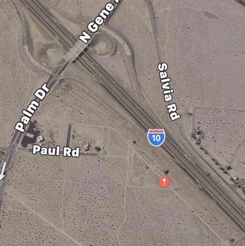 66200 Whipple Road #66200, Desert Hot Springs, CA 92240 (#200004368) :: Neuman & Neuman Real Estate Inc.