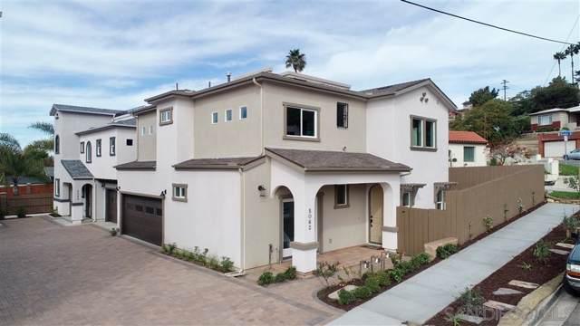 5063 Savannah Street, San Diego, CA 92110 (#200004370) :: Neuman & Neuman Real Estate Inc.