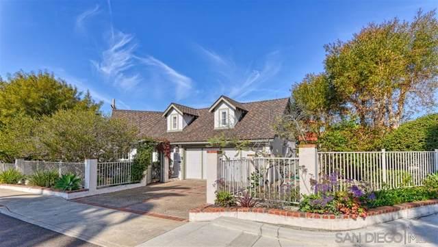 1236 Park Row, La Jolla, CA 92037 (#200004400) :: Compass