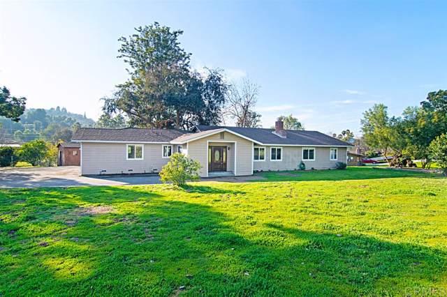 1296 Crystal Lane, El Cajon, CA 92020 (#200004571) :: Neuman & Neuman Real Estate Inc.