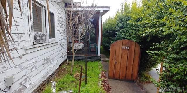 4209 Olive Ave, La Mesa, CA 91941 (#200004604) :: Pugh-Thompson & Associates