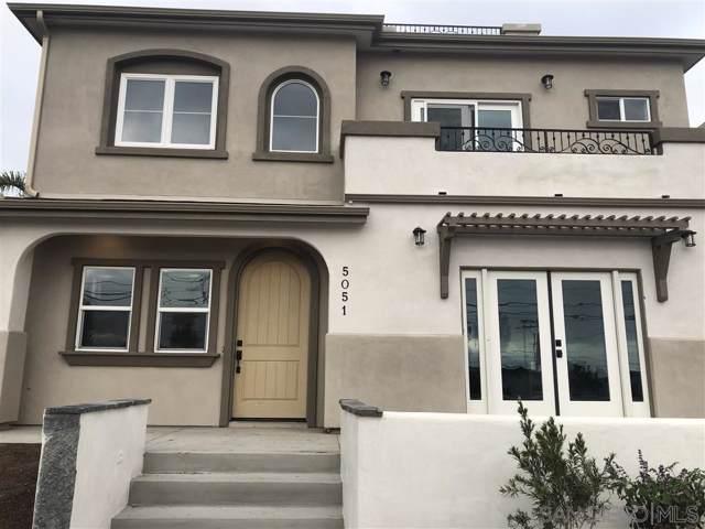 5051 Savannah Street, San Diego, CA 92110 (#200004698) :: Keller Williams - Triolo Realty Group