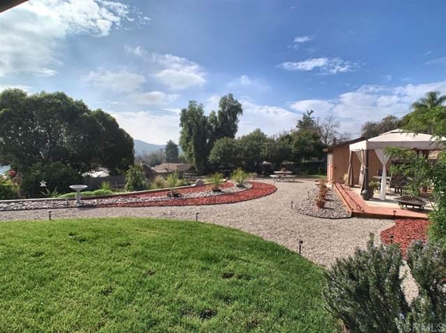 9264 Rock Acre Drive, Lakeside, CA 92040 (#200004745) :: Keller Williams - Triolo Realty Group