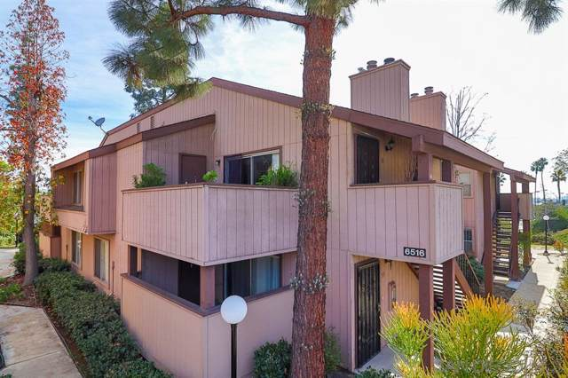 6516 College Grove Dr #56, San Diego, CA 92115 (#200004760) :: Coldwell Banker West
