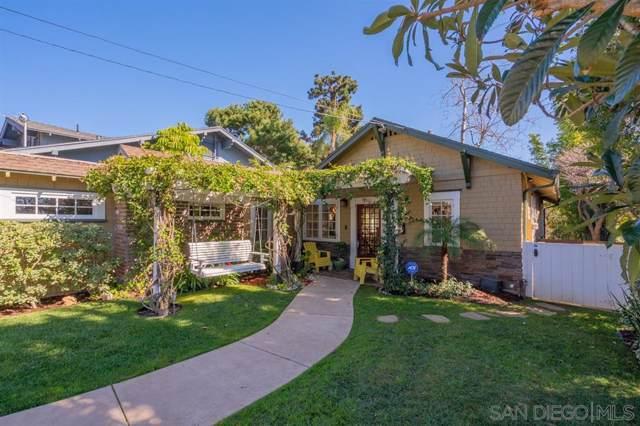 4361 Hermosa Way, San Diego, CA 92103 (#200004786) :: Neuman & Neuman Real Estate Inc.