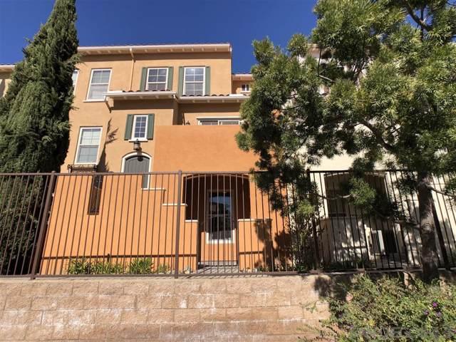 2269 Huntington Point Rd #115, Chula Vista, CA 91914 (#200005029) :: Keller Williams - Triolo Realty Group