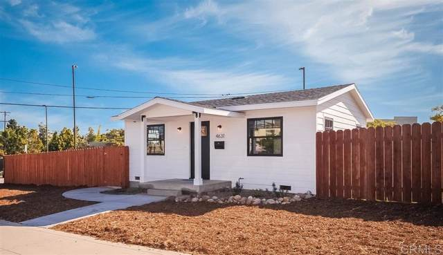 4631 E Mountain View Drive, San Diego, CA 92116 (#200005054) :: Whissel Realty