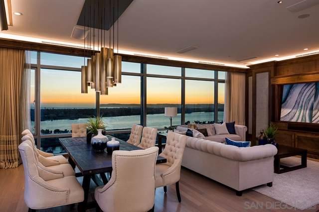 165 6th Avenue #2602, San Diego, CA 92101 (#200005094) :: Neuman & Neuman Real Estate Inc.