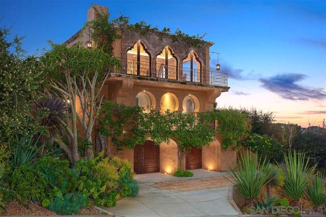 7604 Country Club Drive, La Jolla, CA 92037 (#200005168) :: Whissel Realty