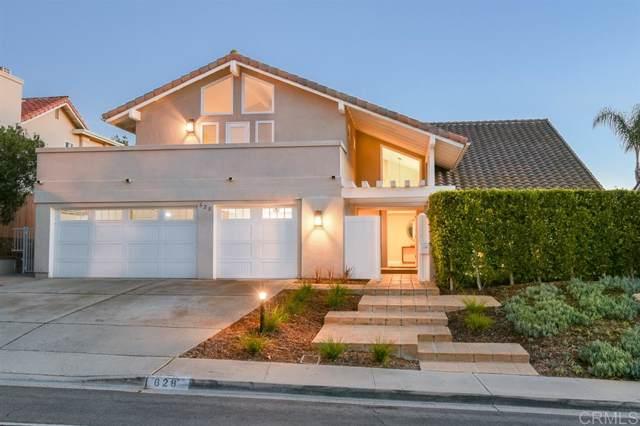 628 Santa Helena, Solana Beach, CA 92075 (#200005197) :: Farland Realty