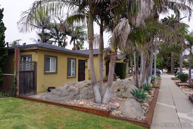 4934-44 Coronado Avenue, San Diego, CA 92107 (#200005255) :: Neuman & Neuman Real Estate Inc.