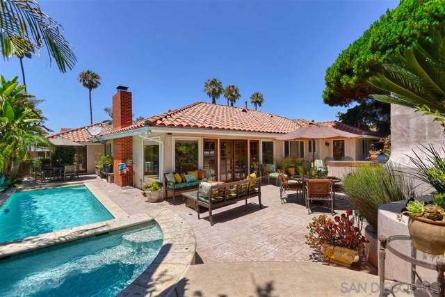 6643 Aranda Ave, La Jolla, CA 92037 (#200005262) :: Keller Williams - Triolo Realty Group